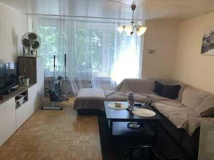 3 Zimmer Wohnung in Traumlage Düsseldorf-Wersten mit 2 Balkonen