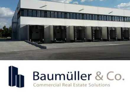 ca. 50.000 m² Logistikfläche - TOP Lage / Nähe A6 - Teilflächenanmietung möglich -