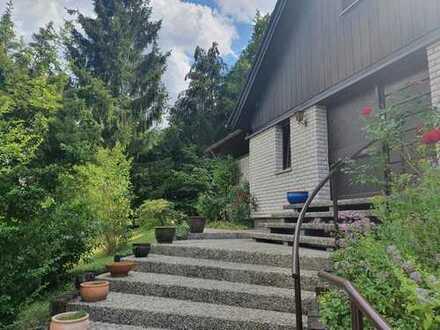 Idyll am Stadtwald: Einfamilienhaus in Fürth-Oberfürberg
