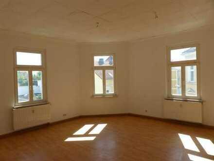 Helle großzügige 3-Zimmer Wohnung in Wurzen zu vermieten.