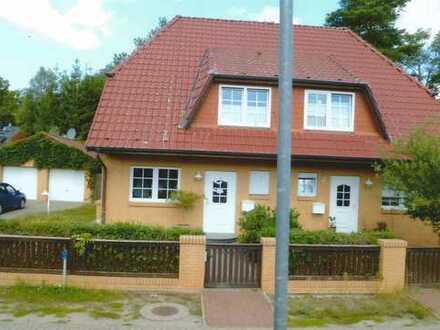 Zwei gepflegte Doppelhaushälften einzeln oder zusammen zu verkaufen!