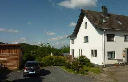 Ruhige, modernisierte Doppelhaushälfte 130qm zur Miete in Rösrath-Hoffnungsthal, NRW