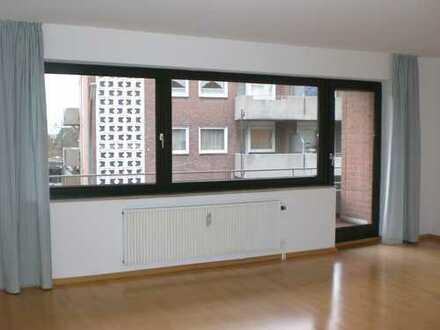 Modernisierte 2-Zimmer-Wohnung mit Balkon und Einbauküche in Münster