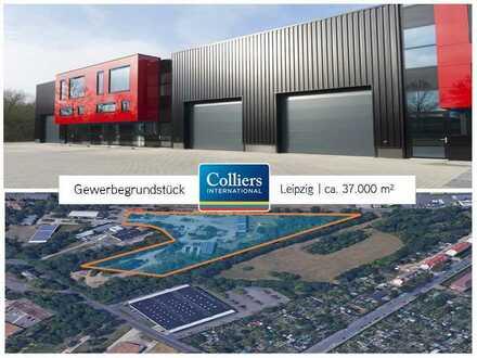 Entwicklungsgrundstück | ca. 37.000 m² | sofort verfügbar | Leipzig Ost
