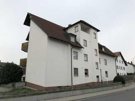 Großzügige Maisonettewohnung mit Dachterrasse in Mitten von Röttenbach - Einzugsgebiet Erlangen