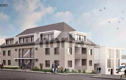 Attraktive 4-Zimmer-Dachgeschoss-Wohnung mit Galerie in KN-Petershausen!