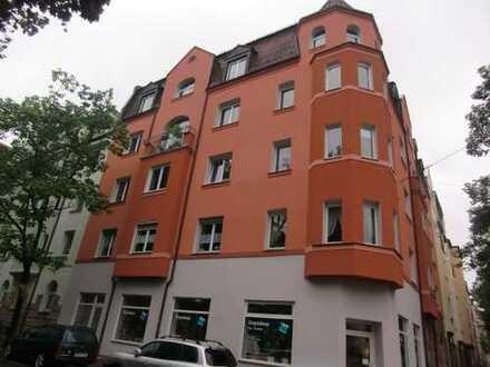 Helle 4 Zimmer-Altbauwohnung 3.OG 120m² Nürnberg-Nord (Uhlandstrasse) - Provisionsfrei!