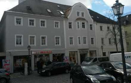 3-Zimmer-DG-Wohnung am Marktplatz Stadtmitte Marktredwitz