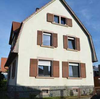 Großzügiges Anwesen in sehr guter Lage von Heppenheim