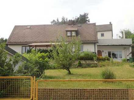 Sonnige Wohnlage im großzügigen EFH/Grundstück mit Baugenehmigung!