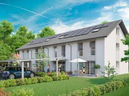 Provisionsfrei - Neubau Reihenhaus (6.3) mit zwei Carports