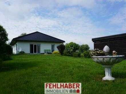 Gepflegter Bungalow mit Doppelcarport und großem Grundstück in Mesekenhagen