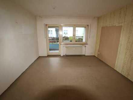 3-Zimmer Wohnung mit Garten in Welheim zu vermieten