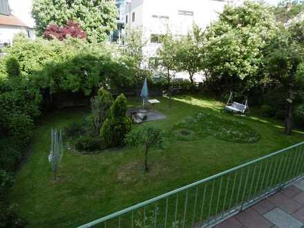 4,5 Zimmer Wohnung im EG mit Balkon und Garten in Friedrichshafen