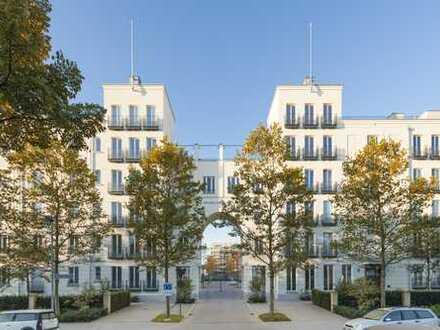 Sonnige Penthouse-Maisonette Wohnung mit Concierge, Fitness, Spa