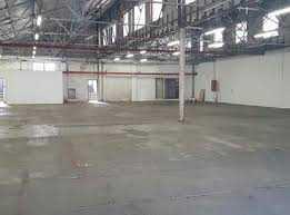 Rampenlager - Lagerhalle - Laut Plan B 4