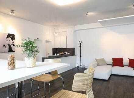 Mitten in Haidhausen: Loftartige Büroetage. Einziehen, loslegen und wohl fühlen!