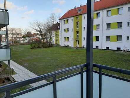 3 ZKB - Wohnung in Bürgerfelde