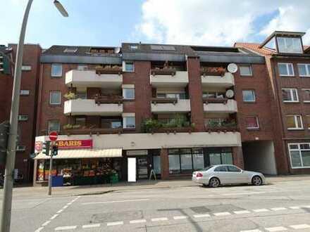 Kapitalanlage in Eilbek - 2 Zimmer mit Fahrstuhl  & TG - Stellplatz