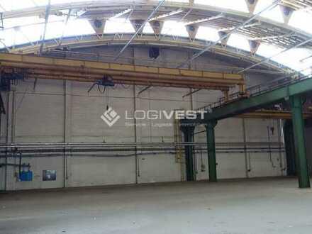 Produktions- und Lagerhalle in Erfurt