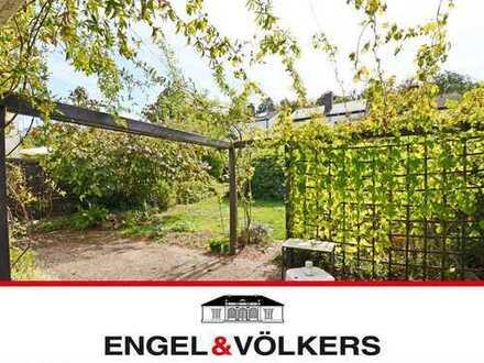 DHH mit idyllischem Garten in Etzenrot!