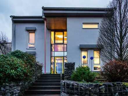 Modernes, nicht alltägliches Architektenhaus in Sternenfels