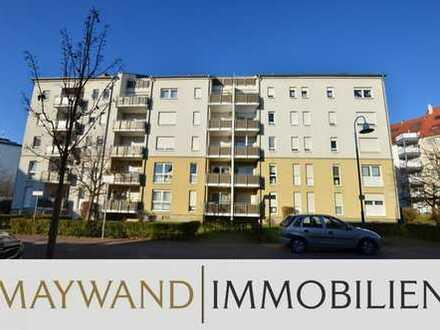 Wunderschöne 3 - ZKB - Wohnung mit Balkon und einem Tiefgaragenstellplatz