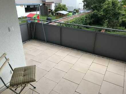 vollständig renovierte 3,5-Zimmer-Wohnung mit Süd-Balkon