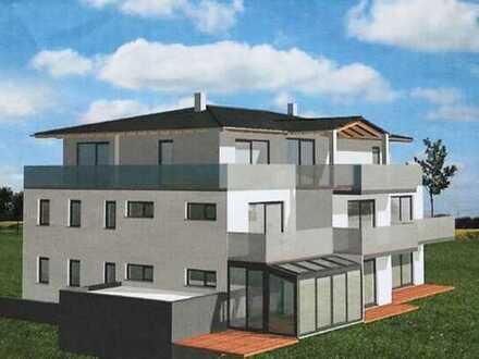 Erstbezug mit 360 Grad Sonnenterrasse: Exklusives 4-Zimmer-Penthouse in Augsburg/Göggingen