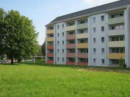 Sanierte 4-Zimmerwohnung mit großem Balkon!