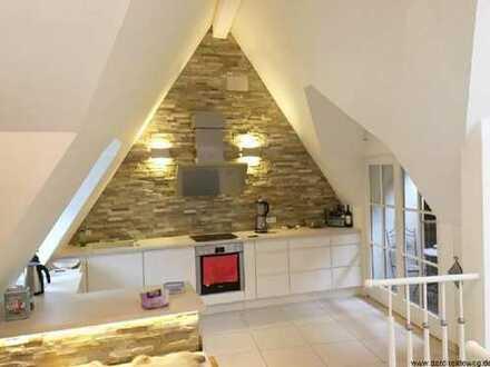 ***Ideal für Zwei- modernes Wohnen im sanierten Fachwerk, mit Garage!***