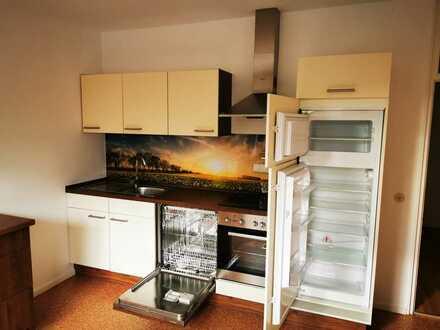 2-ZKB-Wohnung in Erbacher TOP-Lage mit großer Südterrasse und Gartenmitbenutzung