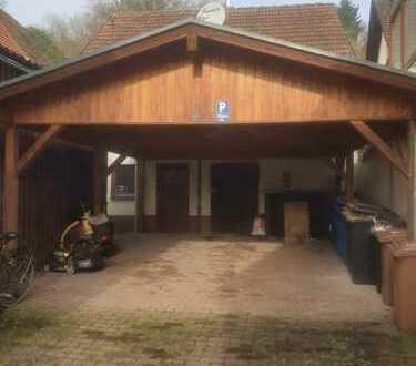 Freistehendes Häuschen 2,5 Zimmer für Hundehalter in Neustadt am Main