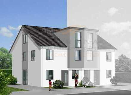 * * * Neubau DHH im Rosenstock - Haus 4 * * *