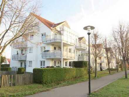 Moderne 3-Zimmer-Wohnung in ruhiger Lage und mit heller Ausstattung!