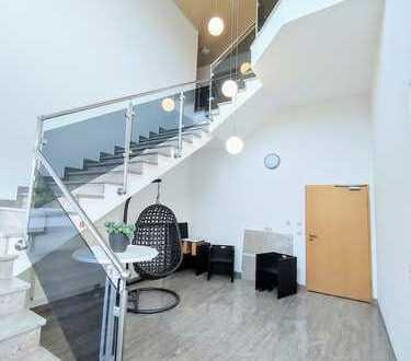PROVISIONSFREI!!Repräs. Büro-Wohn- & Geschäftsgebäude mit viel Lagerkapazität auf gr. Grundstück