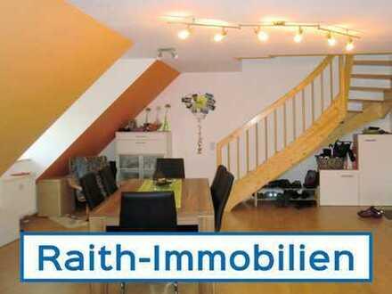 Schöne, helle 2 Zimmer-Maisonette-Wohnung in Lauingen (Donau)