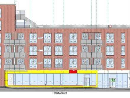 Ladenlokal im Neubauprojekt in TOP-Lage in Bochum - im Alleinauftrag - provisionsfrei!
