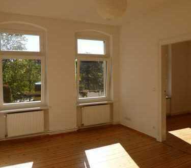 Bild_Zentrum Tegel, Ruhiglage, 2 Zimmer 51 qm, vollmodernisierter Altbau