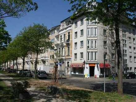 Helle 3-Zi Wohnung im beliebten Frankenberger Viertel, Wintergarten, Erstbezug nach Grundsanierung