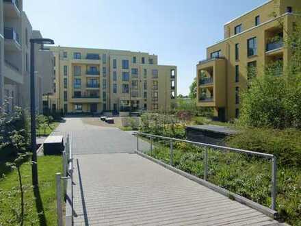 2-Zimmer-Neubau! Schick, modern und mit bestem Ausblick!