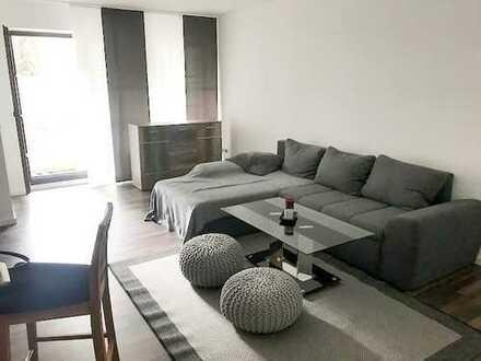 Modern eingerichtetes Appartement mit großer Terrasse in Bonn-Duisdorf