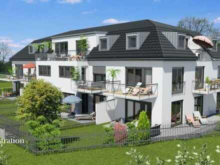 3-Zimmer Dachgeschosswohnung mit Loggia