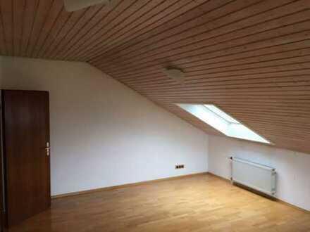 2-Zimmer-Wohnung, ruhige Ortsrandlage
