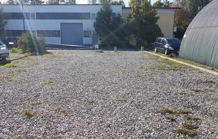 Parkfläche/Freifläche im Gewerbegebiet Lindau, direkt an der A96, ab sofort zu vermieten