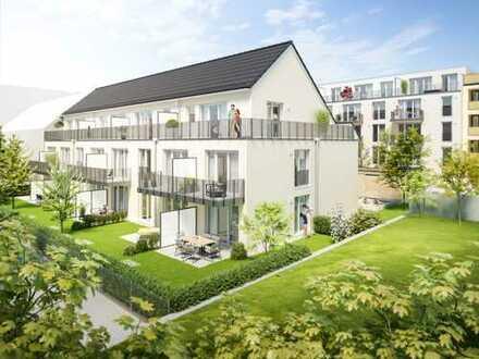 Moderne 2-Zi.-Gartenwohnung als Anlagemodell oder zum Selbstbezug in Ramersdorf