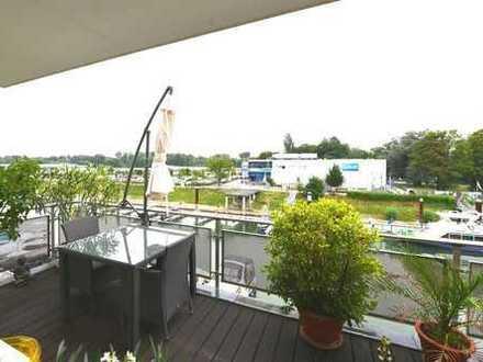 Schicke 3-Zimmer-Wohnung in den Hafenvillen von Speyer