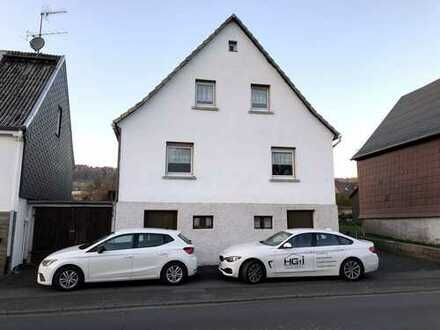 Sanierungsbedürftiges Einfamilienhaus in Haiger-Allendorf