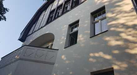 Sonnige, exklusive, 4-Zimmer-Wohnung mit Terrasse und Balkonen in Leipzig