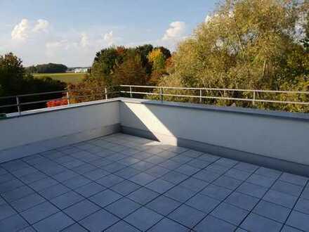 Attraktive 2-Zimmer-Dachterrassenwohnung